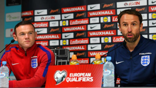 """Slovenia – Anh: """"Tam Sư"""" và hành trình không Rooney - 1"""