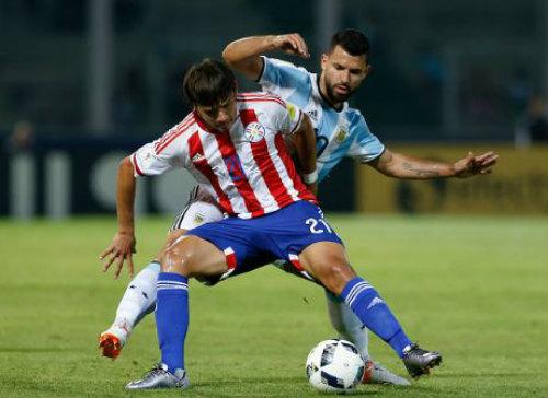 Argentina - Paraguay: Bi kịch kéo dài - 1