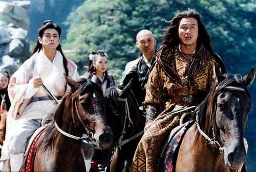 """5 vai diễn vàng của """"Hư Trúc - Thiên long bát bộ"""" trước khi vướng vòng lao lý - 1"""