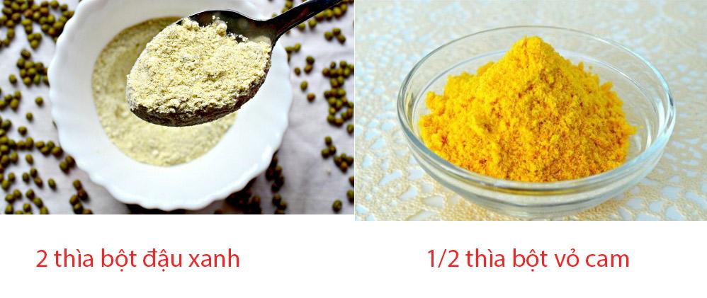Kết quả hình ảnh cho 3 giải pháp giúp chăm sóc da mịn với mặt nạ bột đậu xanh