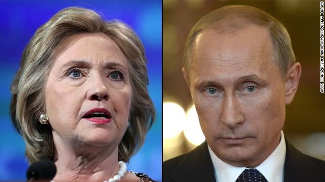 """Vì sao ông Putin """"sợ"""" bà Clinton làm Tổng thống Mỹ? - 1"""