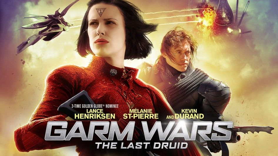 Trailer phim: Garm Wars: The Last Druid - 1