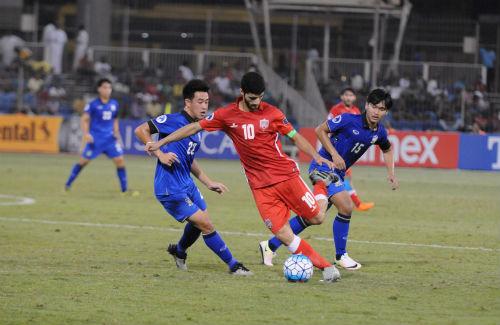 Tứ kết U19 châu Á: U19 Việt Nam gặp U19 Bahrain bí ẩn - 1