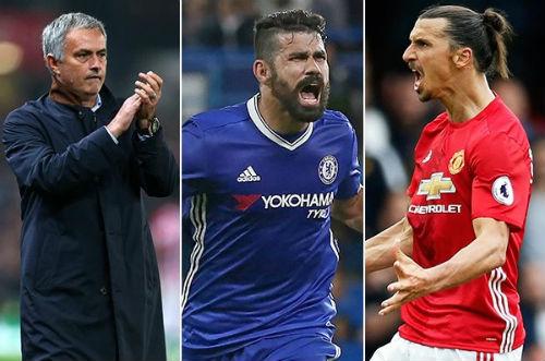 """Đội hình kết hợp Chelsea – MU: Toàn ngổ ngáo và """"máy cày"""" - 1"""