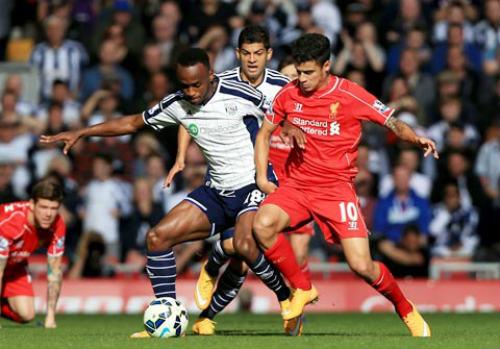 Liverpool – West Brom: Kỳ đà cản mũi - 1