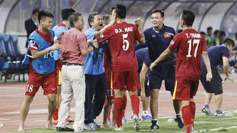 U19 Việt Nam không đi du lịch, muốn dự World Cup như Myanmar - 1