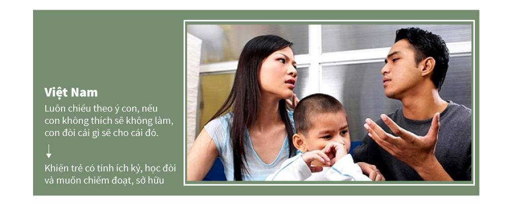 Cách dạy con khác biệt của mẹ Tây và mẹ Việt - 8