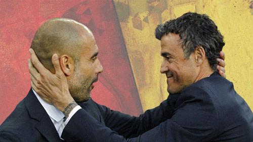 Tái đấu Man City - Barca: Messi và lời khiêu khích Pep - 1