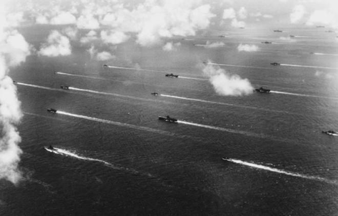 Trận hải chiến lớn chưa từng thấy trong lịch sử hiện đại - 3