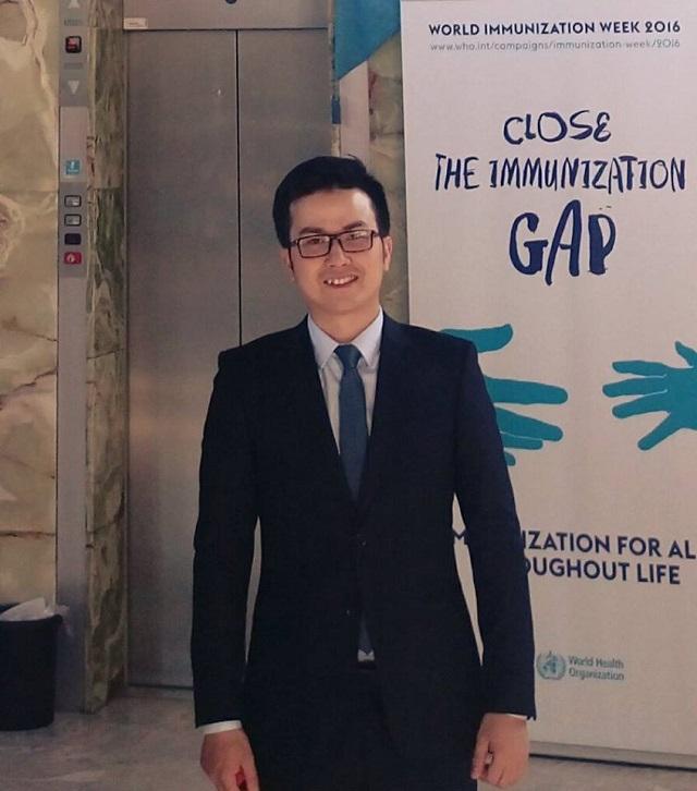 Phó giáo sư trẻ nhất Việt Nam là người ngành y - 1