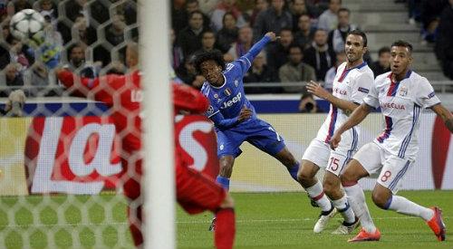 """Juventus – Lyon: Khuất phục """"Bầy sư tử"""" - 1"""