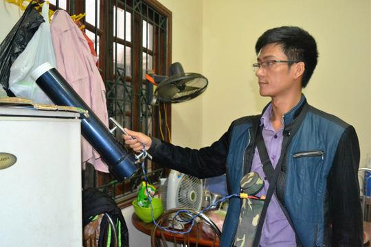 Hà Nội: Bắt muỗi xét nghiệm virus Zika - 1