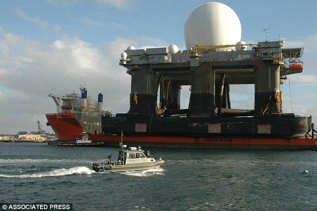 Vũ khí bí mật Mỹ đưa đến sát bờ biển Triều Tiên - 1