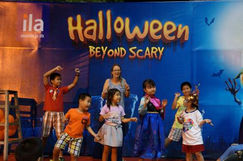 Halloween: Sôi động tuần lễ hội ở ILA - 1