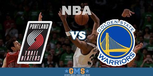 Bóng rổ NBA: Warriors và Blazers ghi điểm mãn nhãn - 1