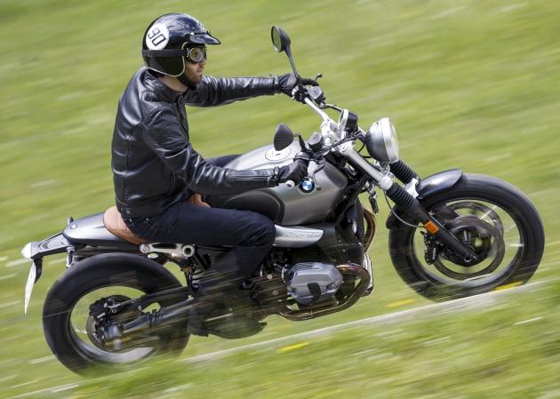 "BMW R nineT Scrambler - Đối thủ ""cứng đầu"" của Ducati Scrambler - 1"