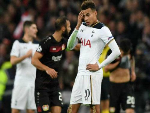 Tottenham - Leverkusen: Trái đắng ở Wembley - 1