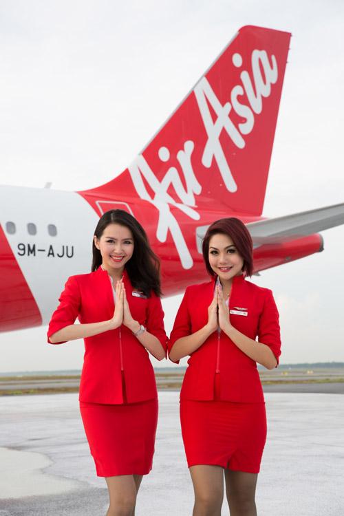 Airasia tăng tần suất bay từ Hà Nội đi Bangkok lên 2 chuyến/ ngày - 1
