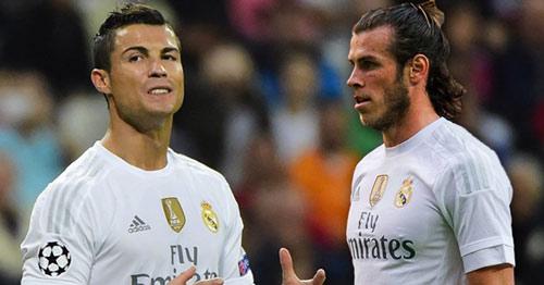 """Real: Đã đến lúc Ronaldo """"nhường số 7"""" cho Bale - 1"""