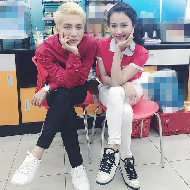 """Huỳnh Hồng Loan (sinh năm 1994) là cô gái góp mặt trong MV """"Âm thầm bên em"""" của Sơn Tùng."""