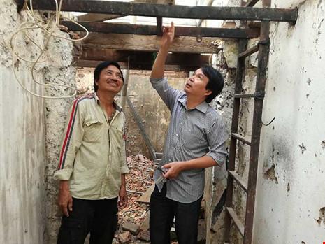 """Người lính phim """"Biệt động Sài Gòn"""" được sửa nhà, mua xe - 1"""