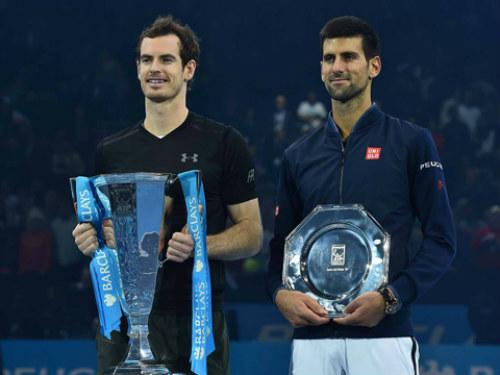 Tennis 24/7: Murray được VIP, SAO chúc mừng tới tấp - 1