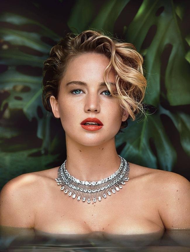 Jennifer Lawrence là mỹ nhân nổi đình đám Hollywood khi được Forbes bình chọn là nữ diễn viên kiếm nhiều tiền nhất với 46 triệu USD.