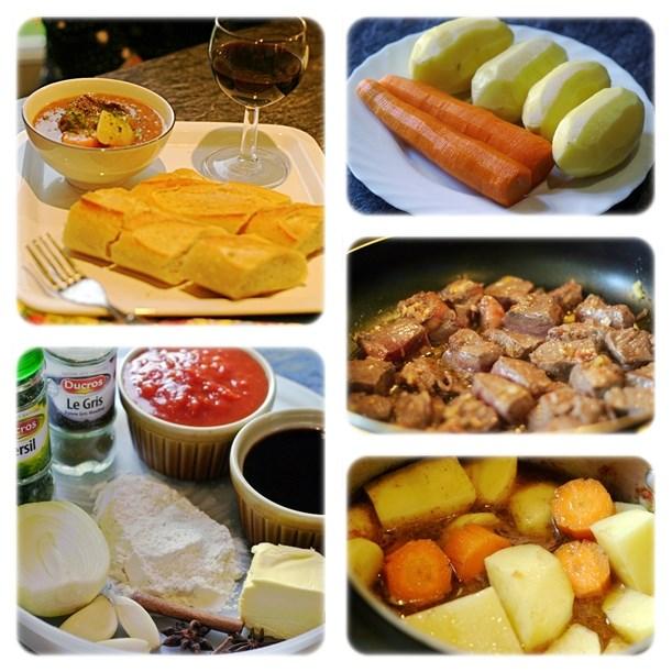 Cách nấu bò kho, bò sốt vang ngon nhất - 4