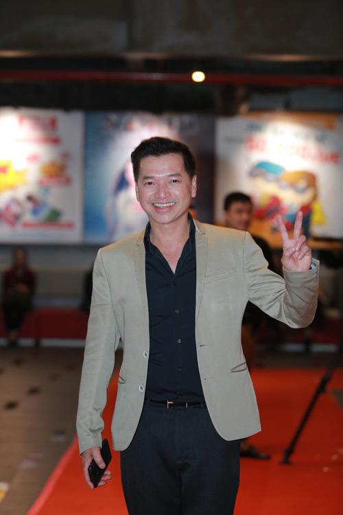 """Quang Minh: """"Về VN diễn hài, tôi và Hồng Đào bị đuối"""" - 1"""