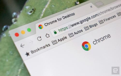 Bản cập nhật Google Chrome 55 có gì mới? - 1