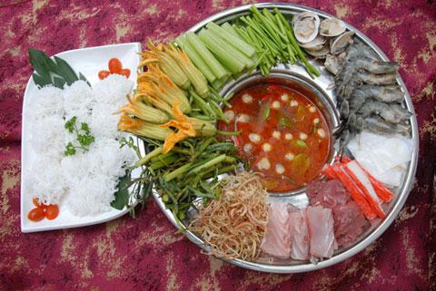 Lẩu Thái chua cay ngon tuyệt trong những ngày lạnh - 3