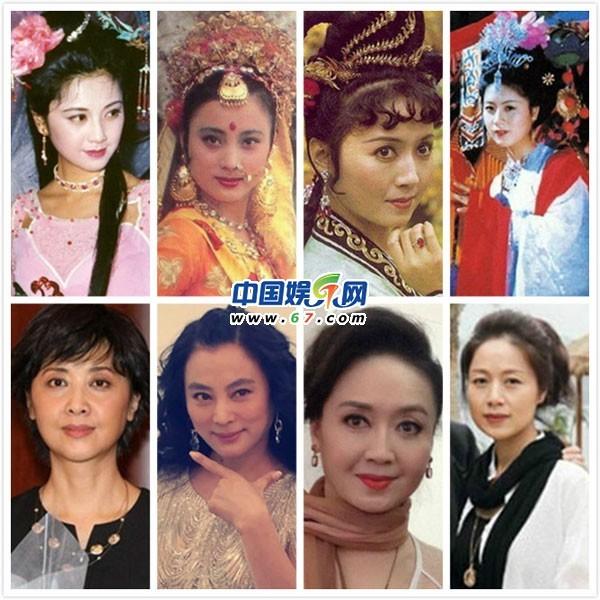 """Ngẩn ngơ vì 10 đại mỹ nhân đẹp nhất """"Tây Du Ký"""" 1986 - 1"""