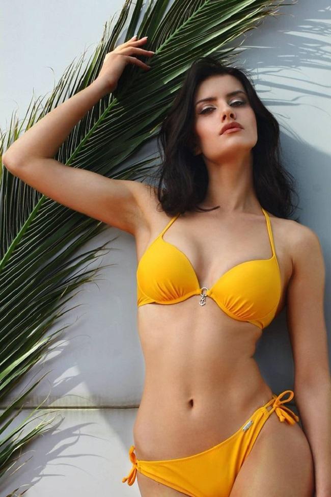 11. Barbara Filipovic: Người đẹp Croatia cao 1m77, sở hữu số đo 3 vòng ấn tượng 85-61-91 (cm).