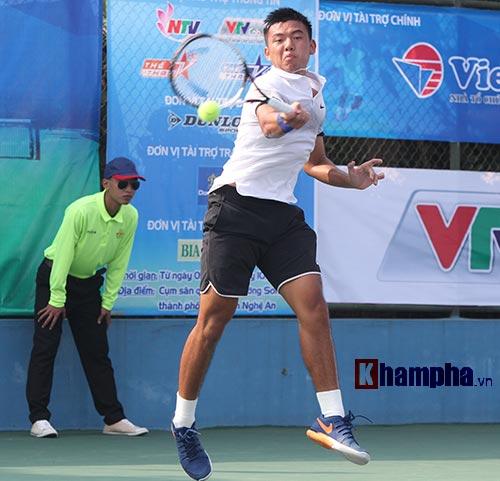 """Tennis: Lý Hoàng Nam đặt mục tiêu """"khó nhằn"""" hơn - 1"""