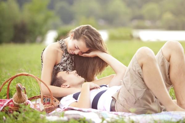 Thư tình: Yêu anh, hạnh phúc của cuộc đời em - 1