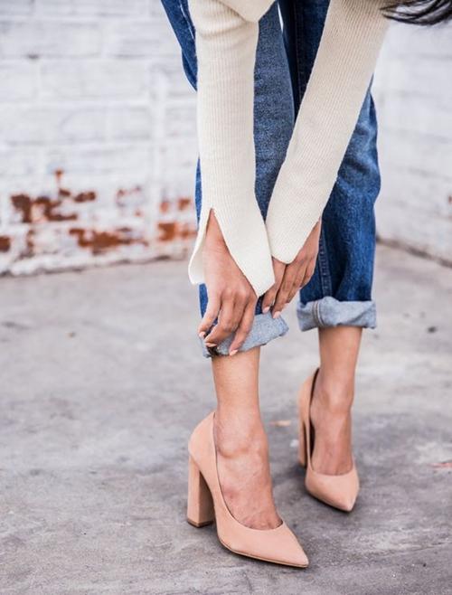 Đây mới là lý do vì sao phụ nữ nghiện giày cao gót - 5
