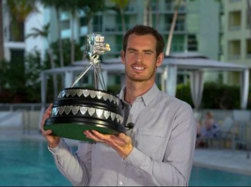 Tennis 24/7: Murray lập kỷ lục hay nhất Vương quốc Anh - 1