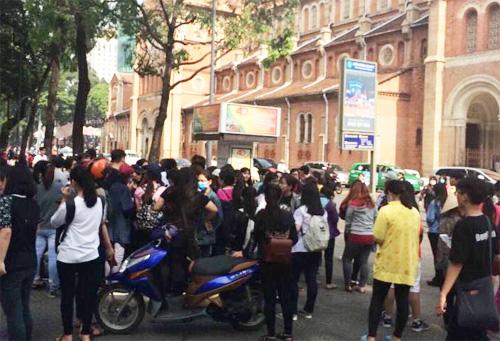 Fan Việt náo loạn tìm vé xem T-ara tại Việt Nam - 1