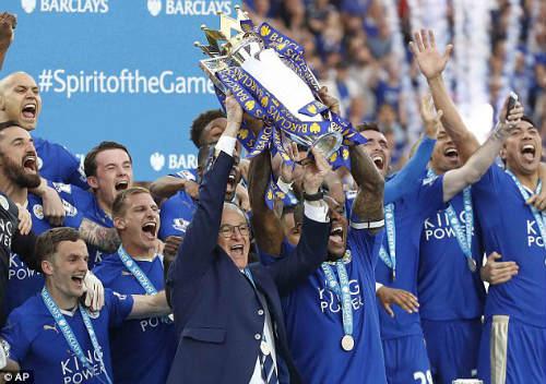 NHA 2016: Cổ tích Leicester, Chelsea hồi sinh nhờ Conte - 1