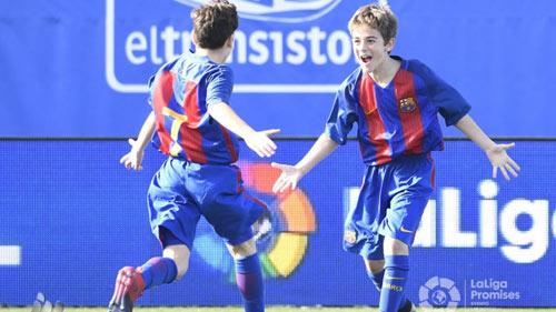 """Bị Pep-Man City """"cướp giật"""", Barca khó tìm """"Messi mới"""" - 1"""