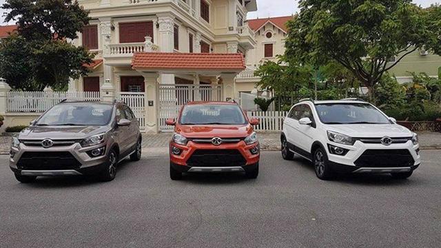 BAIC V2: SUV Trung Quốc giá 468 triệu đồng - 1