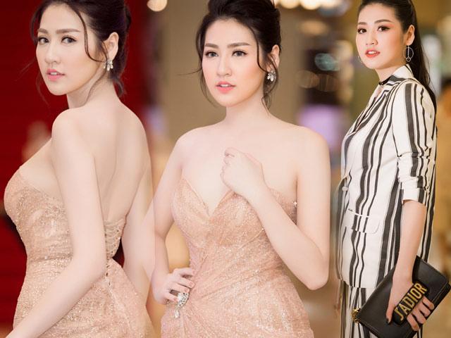 """""""Bạn gái Noo Phước Thịnh"""" là nữ MC VTV đẹp, sexy và nhiều đồ hiệu nhất?"""