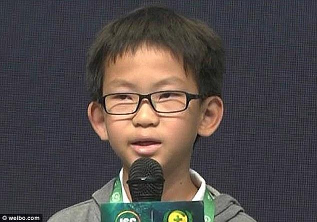 """""""Hacker thần đồng"""" nhỏ tuổi nhất Trung Quốc: 1 phút kiếm được 8,5 triệu - 1"""