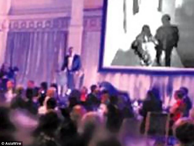 Chú rể tung video tố cô dâu ngoại tình trong lễ cưới - 1