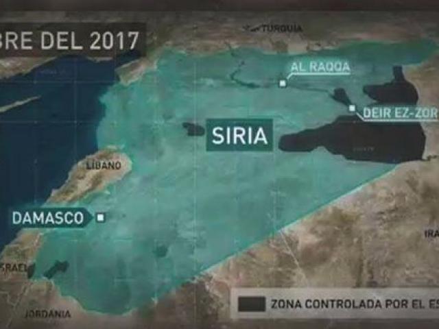 Số phận của IS tại Iraq và Syria chỉ còn tính bằng ngày