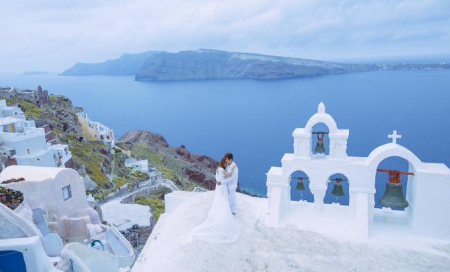 Đảo Santorini, Hi Lạp