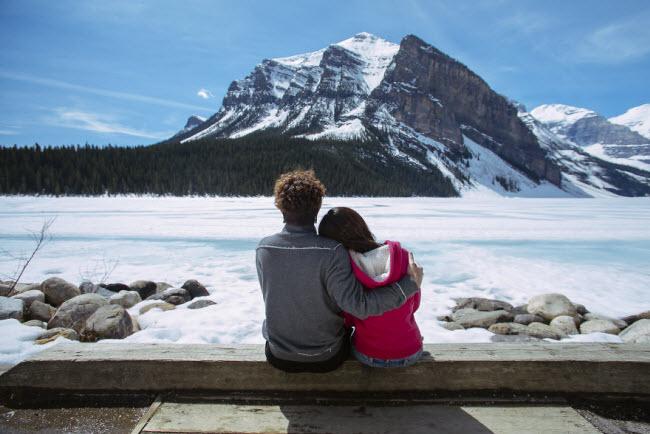 Hồ Moraine, Canada