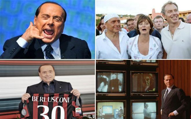 """Ông trùm & chân dài: Berlusconi, """"sát thủ tình trường"""" U70 vẫn mê gái chưa 18 (P3) - 1"""