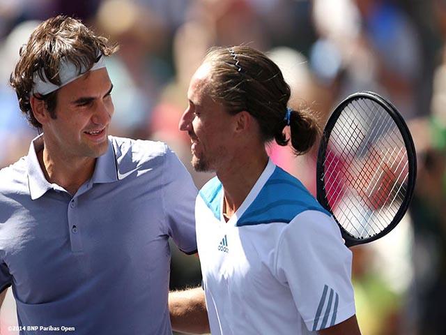 Federer - Dolgopolov: Chiến thắng kiểu tốc hành (Vòng 3 Thượng Hải Masters)
