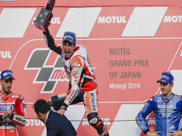 """Đua xe MotoGP: """"Xứ sở anh đào"""" đón tam đại anh hùng kịch chiến"""